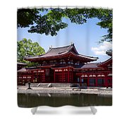 Byodoin Temple - Kyoto Japan Shower Curtain