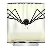 Bzzzzzzzzzzzzzzz... Shower Curtain
