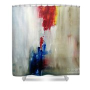 C-15  Shower Curtain