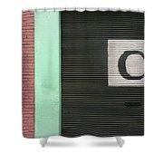 C  Shower Curtain