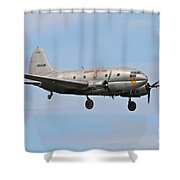 C46 Shower Curtain