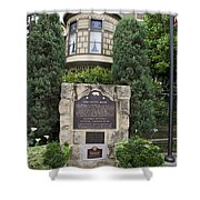 Ca-868 Winchester House Shower Curtain