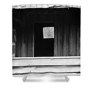 Cabin At Cades Cove Shower Curtain