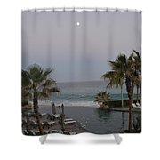Cabo Moonlight Shower Curtain