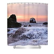 Cabo Sunrise Shower Curtain