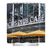Cactus Club Cafe Vancouver Shower Curtain