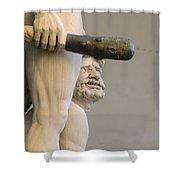 Cacus.. Shower Curtain