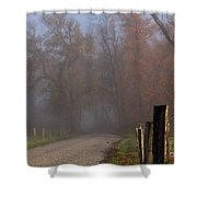 Cades Cove Color II Shower Curtain