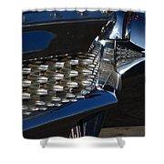 Cadillac Bumper Shower Curtain