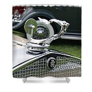 Cadillac Phaeton Shower Curtain