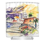 Cadiz Spain 01 Shower Curtain