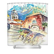 Cadiz Spain 03 Shower Curtain