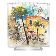 Cadiz Spain 04 Shower Curtain