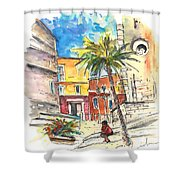 Cadiz Spain 05 Shower Curtain