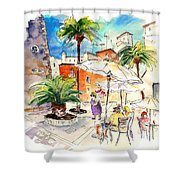 Cadiz Spain 13 Shower Curtain