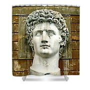 Caesar Augustus Shower Curtain