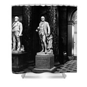 Caesar Rodney (1728-1784) Shower Curtain