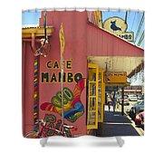 Cafe Mambo Paia Maui Hawaii Shower Curtain
