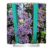 Caged Beauty Shower Curtain
