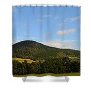 Cairngorms National Park Shower Curtain