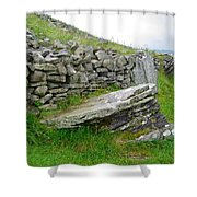 Cairn T - The Hag's Chair Shower Curtain