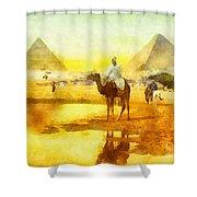 Cairo Shower Curtain