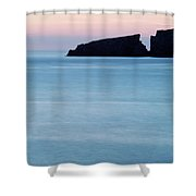 Cala Mesquida On The Island Shower Curtain