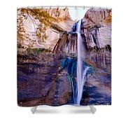 Calf Creek Falls 2 Shower Curtain