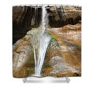 Calf Creek Falls 3 Shower Curtain