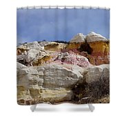 Calhan Paint Mines 2 Shower Curtain