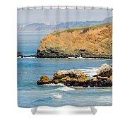 California Coast Shower Curtain
