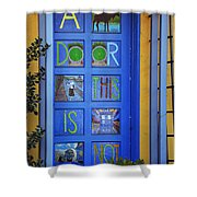 California Door Collection 3 Shower Curtain