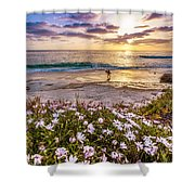 California Dreamin' Shower Curtain