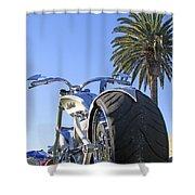 California Dreamin Shower Curtain