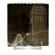 Call Building On Market Street San Francisco California 1902 Shower Curtain