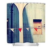 Call It What Happen Shower Curtain