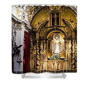 Call Of God Shower Curtain