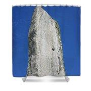 Callanish Tall Stone Shower Curtain