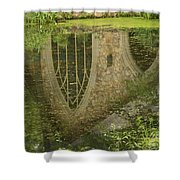 Callaway Shower Curtain