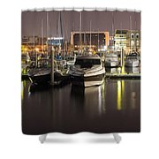Calm Reflection Shower Curtain