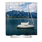 Calm Water Shower Curtain