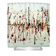Calypso Ritmo Shower Curtain