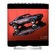 Camaro4-2 Shower Curtain