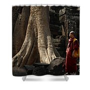 Cambodia Angkor Wat 7 Shower Curtain