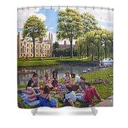 Cambridge Summer Shower Curtain