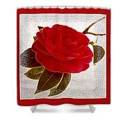 Camellia Spectacular Shower Curtain