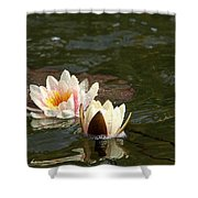 Cameo And Friend Shower Curtain