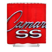 Camero Ss Shower Curtain