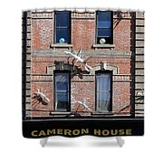Cameron House 2 Shower Curtain