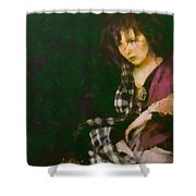 Camille Claudel  Shower Curtain